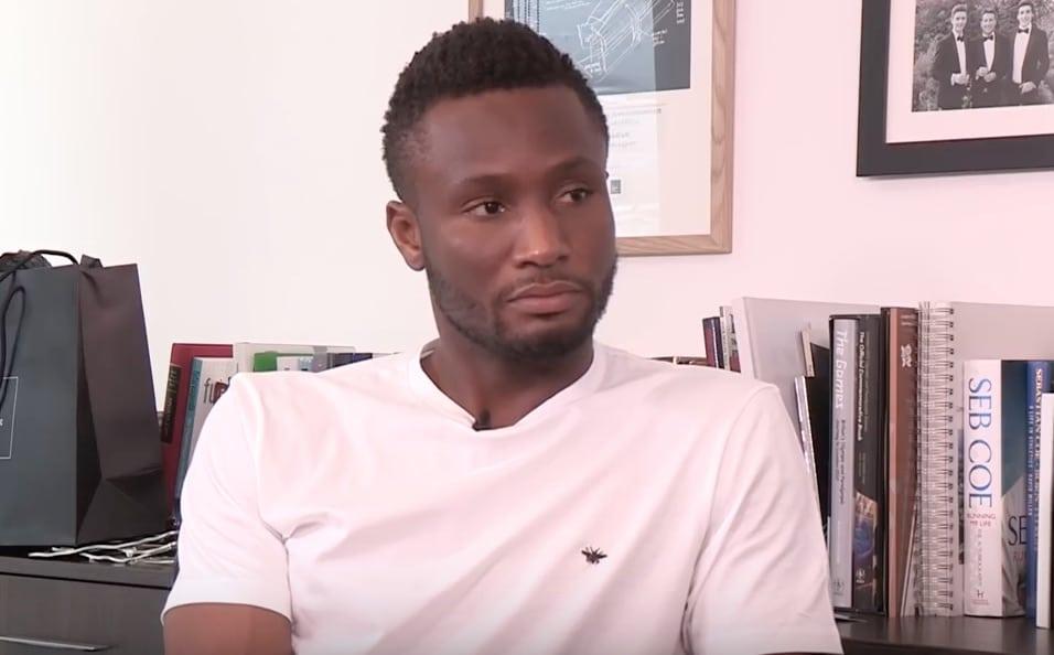 John Obi Mikel Nigeria MM-kisat / Pallomeri.net