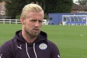 Kasper Schmeichel vaihtamassa maisemaa? – Leicester hankki uuden maalivahdin