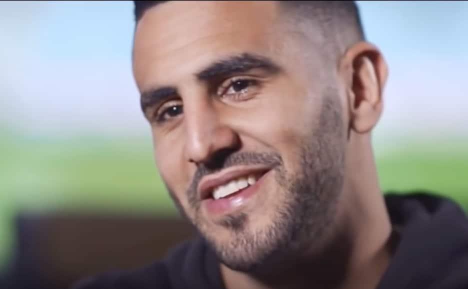 Riayd Mahrez Manchester City / Pallomeri.net