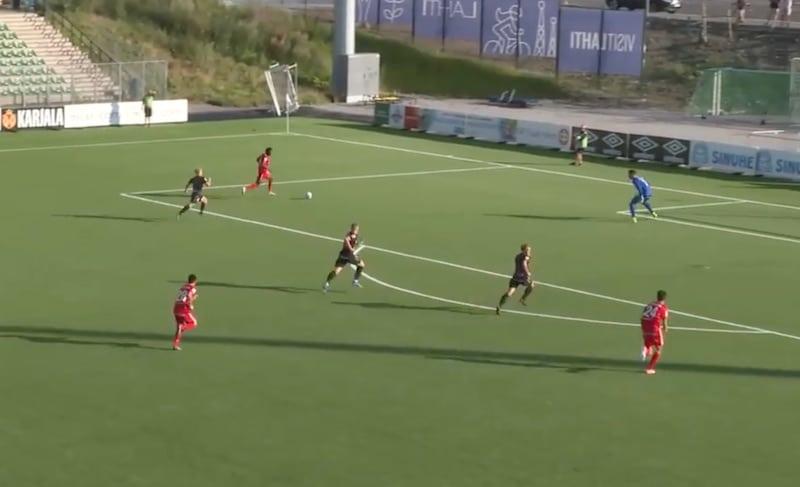 FC Interin Abdoulie Mansally FC Inter Veikkausliiga / Pallomeri.net
