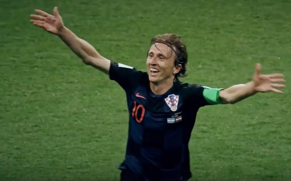 Jalkapallon MM-kisojen parhaat on palkittu – Luka Modric voitti kultaisen pallon