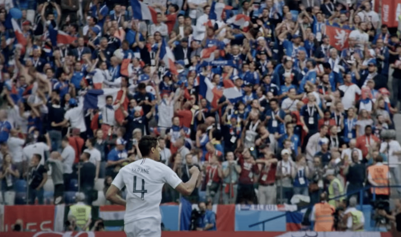Video: Ranska MM-finaaliin! Puolustaja Samuel Umtiti ratkaisijana