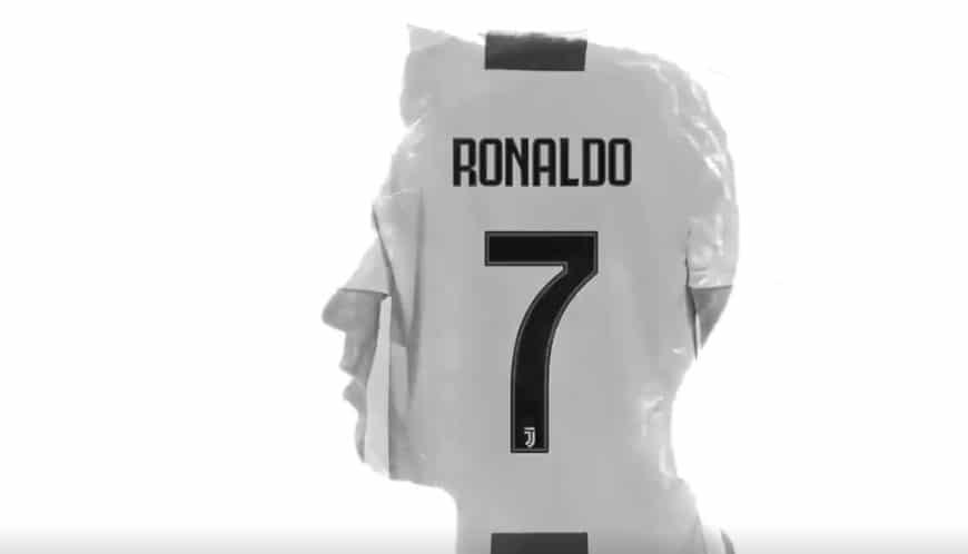 Juventus Ronaldo cristiano ronaldon siirto