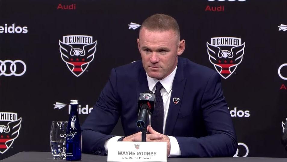 Video: Wayne Rooney debytoi komeasti D.C. Unitedin paidassa MLS:ssä