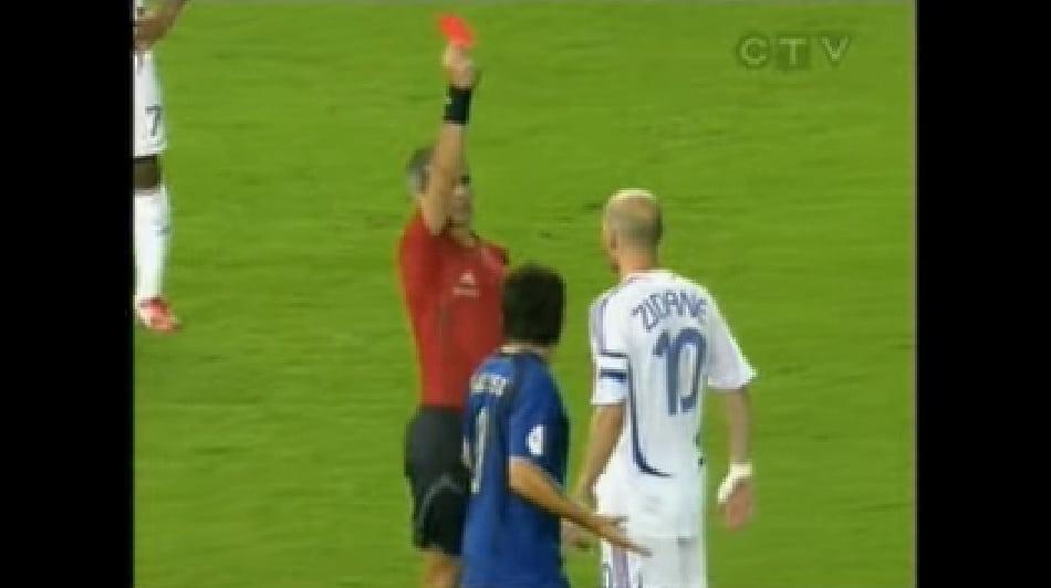 Zinedine Zidanen ura - pallomeri.net