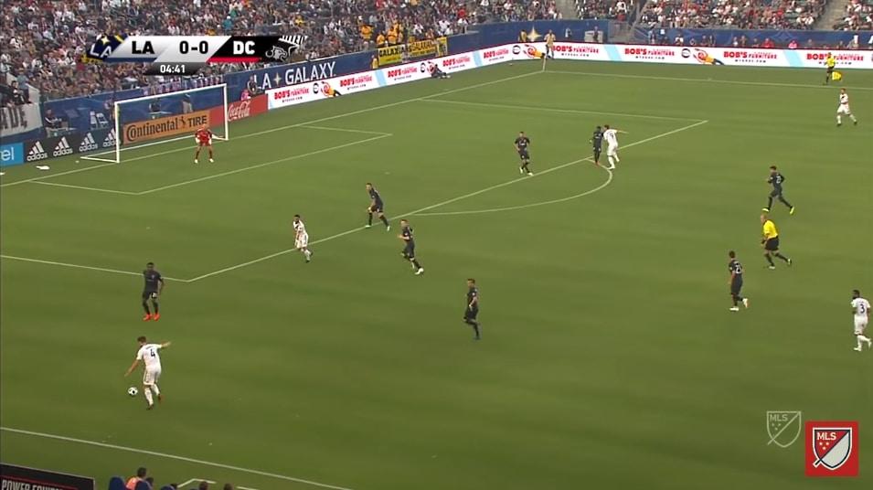 Zlatan Ibrahimovic LA Galaxy - Pallomeri.net
