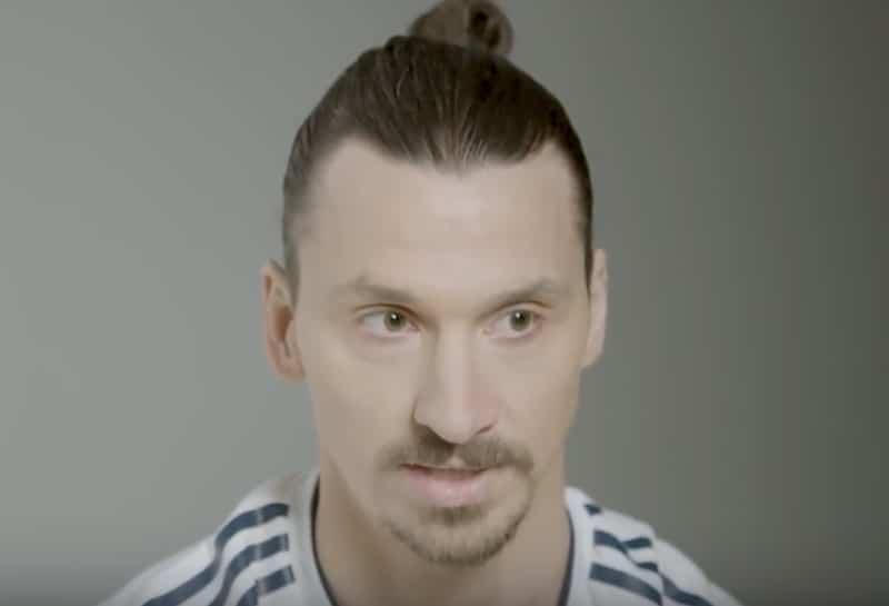 Video: Zlatan tylytti toimittajia hattutempun jälkeen –