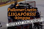 Pallomeri.net Liigapörssi-kimppa – jaossa palkintoja koko kauden ajan