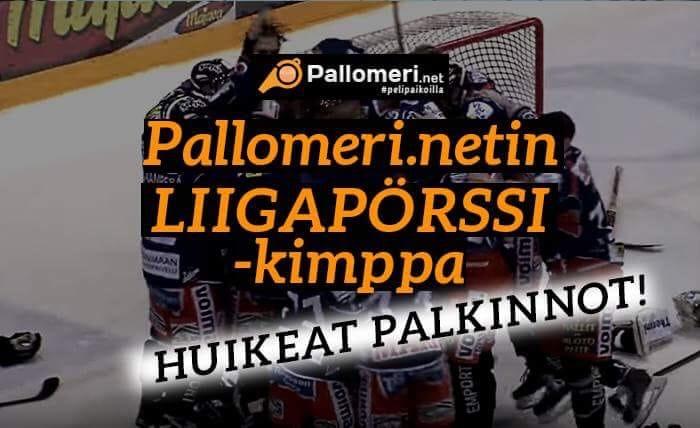 liigapörssi kimppa / Pallomeri.net