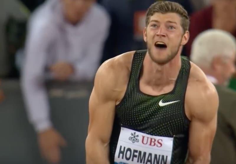 Video: Andreas Hofmann nakkasi huikean yli 90 metrin keihäskaaren Zürichissä