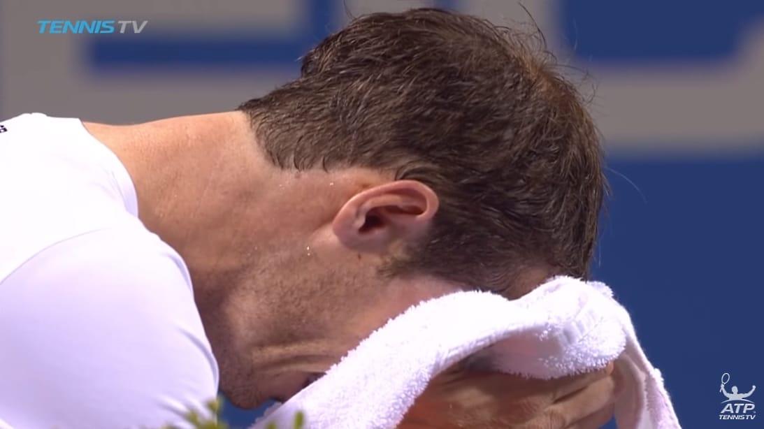 Video: Andy Murraylta liikuttava reaktio voiton jälkeen – purskahti onnenkyyneliin