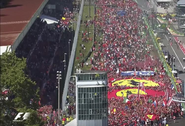 Italian GP 2.9. - Ferrari suurena ennakkosuosikkina kotikisaansa