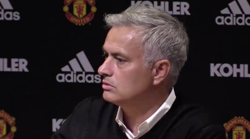 Nyt jysähti! Manchester United antoi potkut Jose Mourinholle!