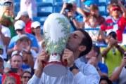Novak Djokovic loikkasi maailmanlistalla – Rafael Nadal yhä ykkösenä
