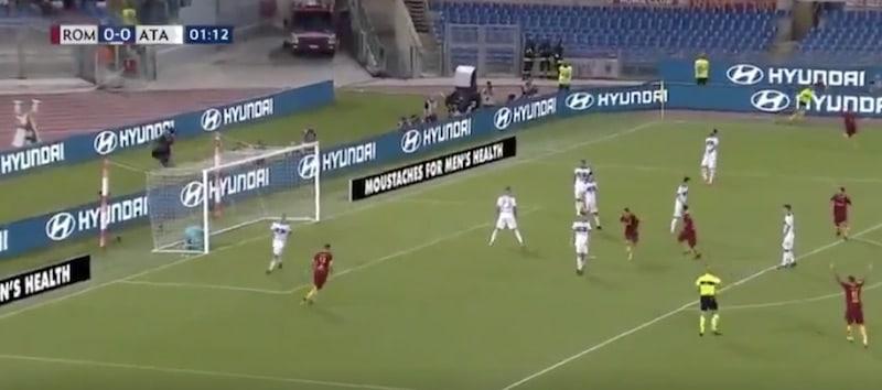 Video: Javier Pastore viimeisteli tyylikkään maalin takavasaralla Serie A:ssa