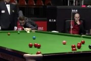 Video: Mark Selby esitteli loisteliaan lyönnin snookerin World Openissa