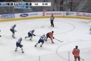 Video: Jesse Puljujärvi suorastaan lensi maalintekoon