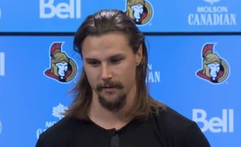 Video: Erik Karlsson palasi Ottawaan – seuralta upea tribuuttivideo