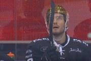Video: Oula Palve teki TPS:lle hattutempun – siirtyi maalipörssin kärkeen