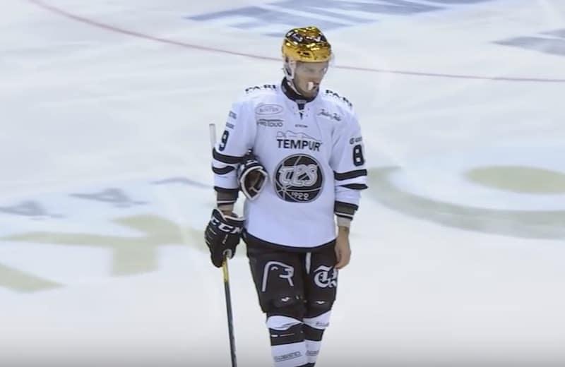 NHL-sopimuksen tehnyt Oula Palve haastattelussa –