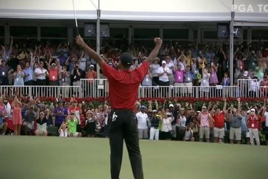 "Tiger vs. Phil – ""Helpoimmat tienaamani 9 miljoonaa"""