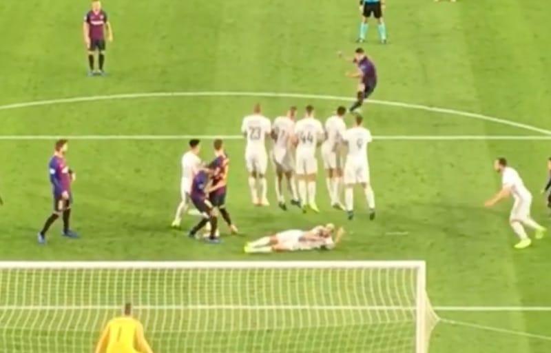 Video: Interin Marcelo Brozovic pelasti uskomattoman ovelalla tavalla maalin