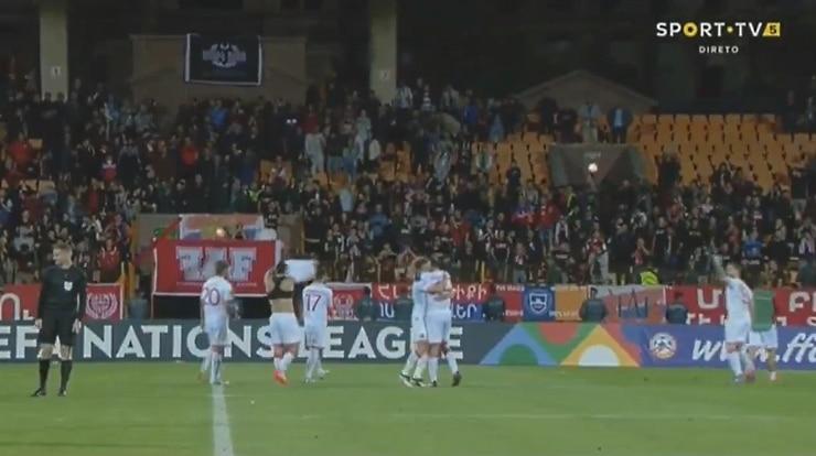 Video: Gibraltar katkaisi koko futishistoriansa mittaisen tappioputken!