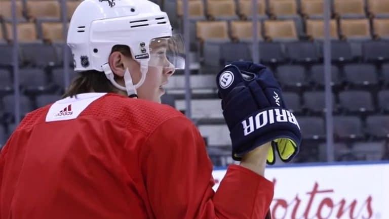 Lisää suomalaiskunniaa! Henrik Borgström valittiin AHL:n kuukauden tulokkaaksi
