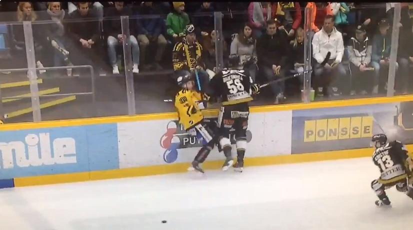 Video: Jani Hakanpää lensi ulos Kuopiossa - tuomio ihmetytti... kaikkia
