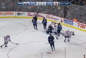 Video: Jesse Puljujärvi viimeisteli NHL-kauden avausosumansa