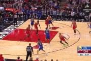 Video: Klay Thompson hurjasteli NBA:n kolmosennätyksen uusiksi