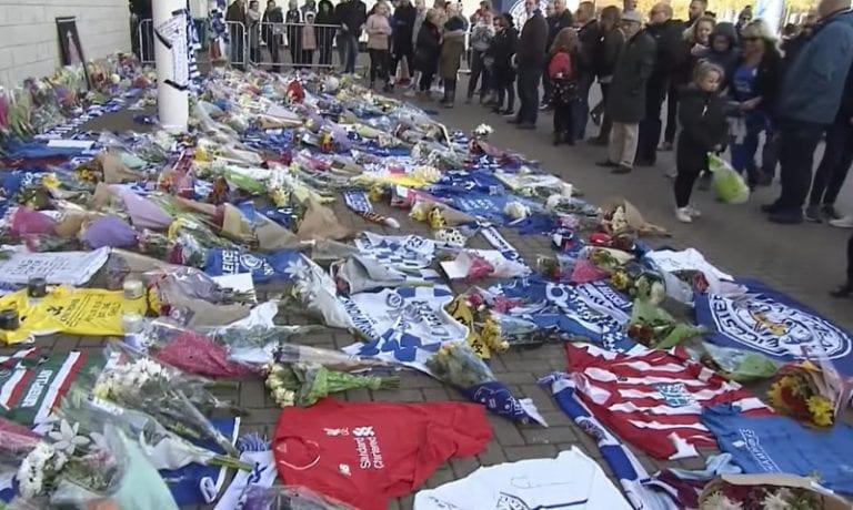 Leicesterin pelaajilta kauniita sanoja menehtyneestä omistajasta