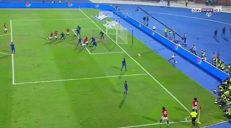 Video: Mo Salah iski maalin suoraan kulmasta Egyptin paidassa
