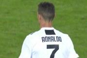 Video: Cristiano Ronaldo osui taas – nousi Serie A:n maalipörssin kärkeen