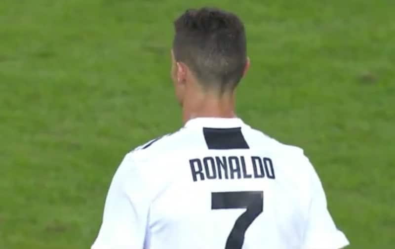 Video: Cristiano Ronaldo tykitti häikäisevän maalin Serie A:ssa