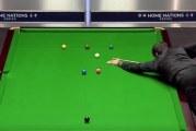 Video: On se päällikkö! Ronnie O'Sullivan teki maksimibreikin English Openissa