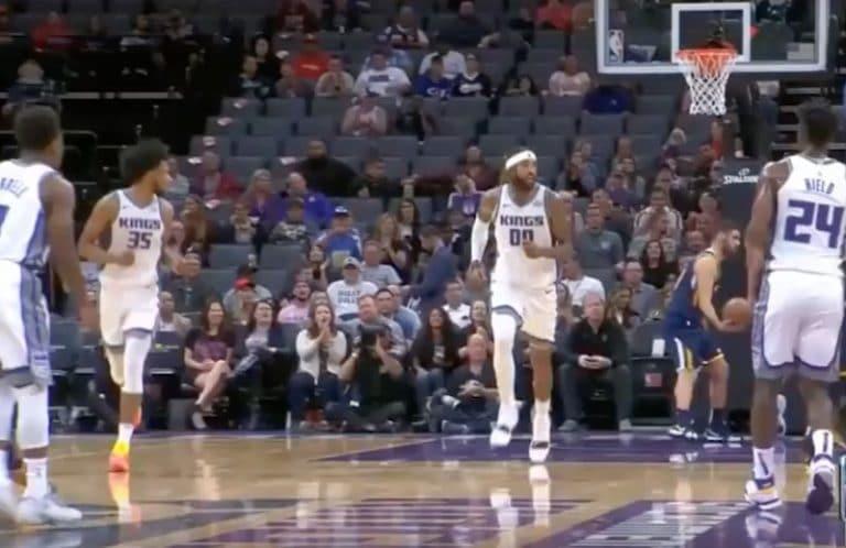 Video: Sacramento otti pahasti turpaan NBA:n harjoitusottelussa – seura sensoroi tilanteen kesken ottelun