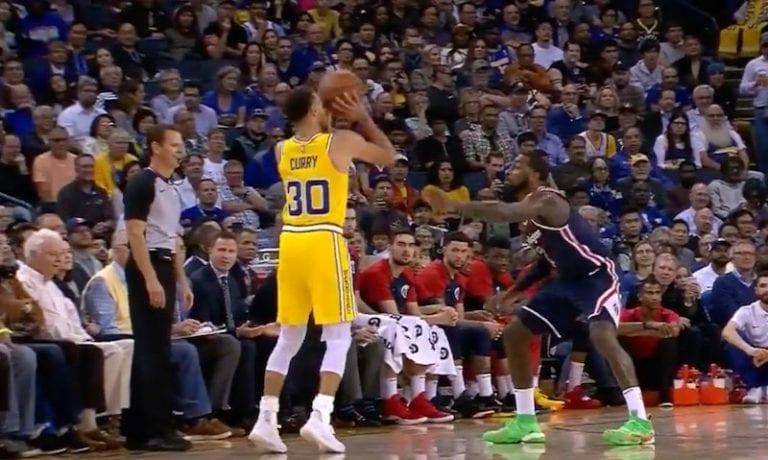 Video: Stephen Curry upotti 31 minuutissa uskomattomat 51 pistettä