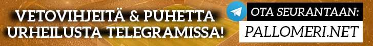 Vetovihjeet & Puheet Telegramissa