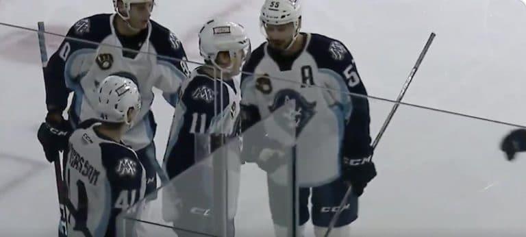 Video: Eeli Tolvasen rannari puhui – iski AHL-uran avausmaalin