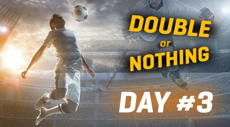 Vetovihjeet tuplaukseen – päivä 3: Päivän pelivalinta tulee Ykkösestä