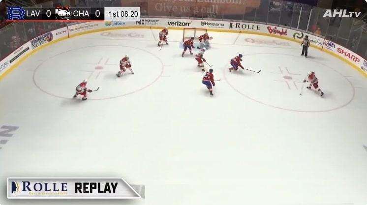 Video: Aleksi Saarela hurjassa vireessä AHL:ssä - iski jälleen komean osuman