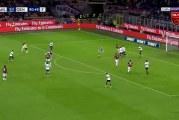 Video: AC Milanin Alessio Romagnoli viimeisteli upean voittomaalin lisäajalla