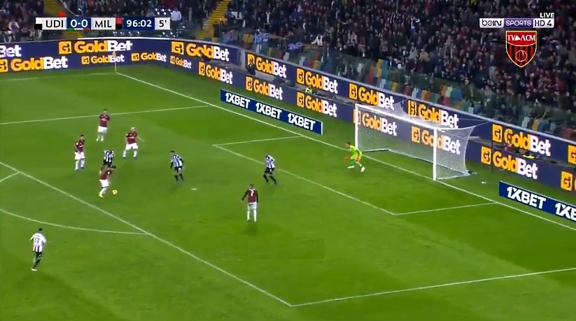 Video: AC Milanin Alessio Romagnoli teki sen jälleen - iski voittomaalin ajassa 90+7