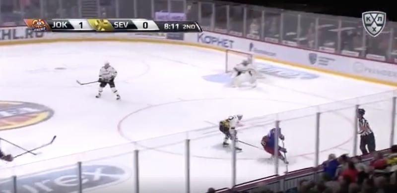 Brian O'Neill Jokerit KHL / Pallomeri.net