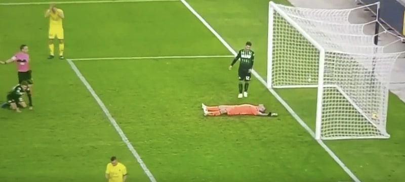 Video: Chievo iski kauden koomisimman oman maalin Serie A:ssa