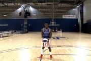 Video: Harlem Globetrotters -peluri rikkoi takaperinvolttiheiton pituus-ME:n
