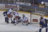 Video: Tapparan Christian Heljanko otti Liiga-kauden huikeimman torjunnan