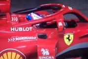 Video: Kimi Räikkösen Ferrari-uralle surullinen loppu – auto laukesi