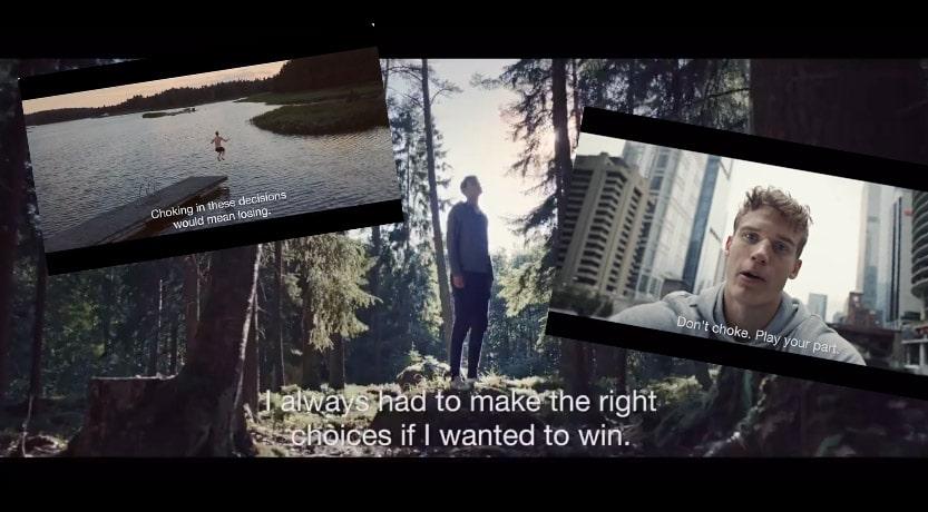 Video: Lauri Markkanen pääosissa upealla ilmastonmuutos-videolla